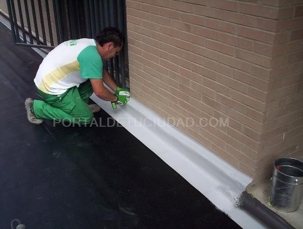 impermeabilizaciones, pavimentos industriales, impermeabilización de fachadas