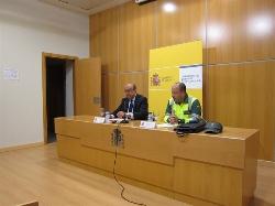 La Guardia Civil controlará cerca de 150 vehículos de transporte escolar