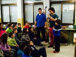 Las actividades de la Fundación Jóvenes y Deporte llegan durante las jornadas de ayer y hoy a seis localidades de la región