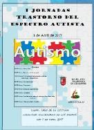 I Jornadas del Trastorno del Espectro Autista. Ayuntamiento de Villafranca
