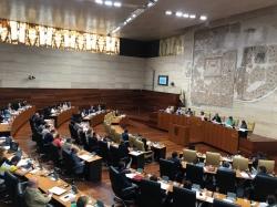 La Asamblea de Extremadura da luz verde definitiva a la nueva Ley de Coordinación de Policías Locales.