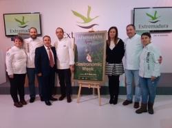La Semana Gastronómica de Extremadura que se celebrará en Londres, tambien tendrá fines sociales.