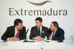 EUROACE, integrada por Extremadura y las regiones portuguesas de Alentejo y Centro de Portugal, promoverá los 20 enclaves UNESCO con los que cuenta.