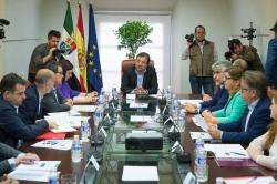 La Junta esperará hasta  julio para saber si los puntos críticos establecidos por ADIF para el ferrocarril extremeño, se cumplen.
