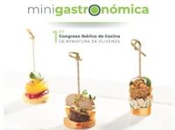 I Congreso ibérico de Cocina en Miniatura.