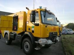 El Plan de Lucha contra Incendios Forestales (INFOEX) ya cuenta con cuatro nuevos camiones autobomba forestales en su flota de extinción.