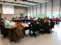 La Mesa General de Negociación de Administración Pública aprueba la Oferta Pública de Empleo de 2018 con un total de 1.003 plazas.