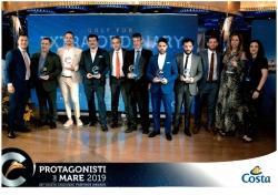 Rumbo Cruceros premiada como una de las mejores agencias de venta Online