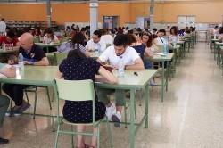 """710 plazas.Comienzan """"con toda normalidad"""" las oposiciones al Cuerpo de Maestros en Extremadura."""
