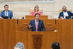 Vara, ha propuesto seis grandes acuerdos de región vinculados a la sostenibilidad, la accesibilidad, la digitalización y la tecnología.