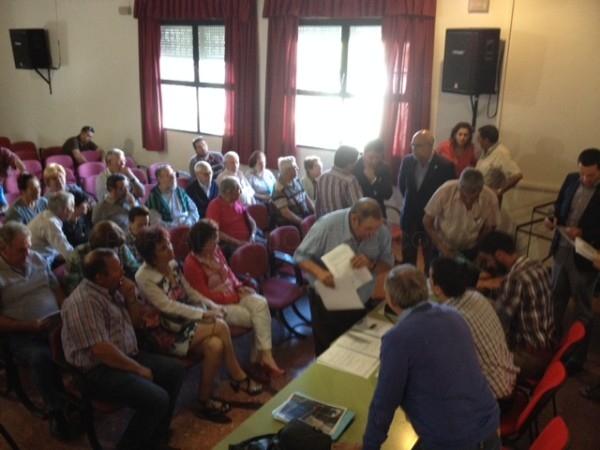 Echávarri participa en la entrega los Títulos de Propiedad de la concentración parcelaria de Navalvillar de Pela