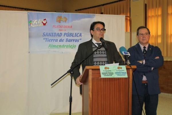 La Consejería de Sanidad y Políticas Sociales ha invertido 50.000 euros en 5 meses en la comarca de Tierra de Barros