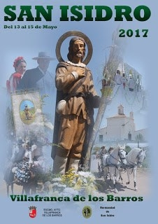 Mañana comienzan las fiestas de San Isidro.
