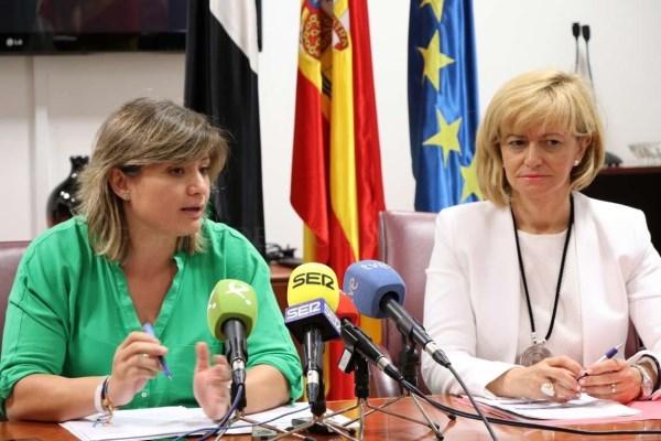 La Junta de Extremadura presenta el plan formativo que se desarrollará en 'El Anillo'