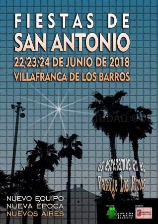 Fiestas de San Antonio 2018