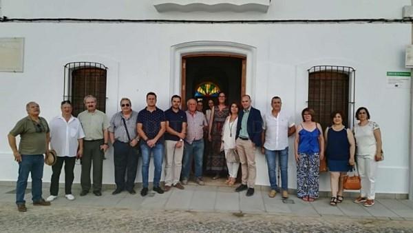 La Junta de Extremadura invierte unos 59.000 euros en la rehabilitación de la casa de Meléndez Valdés de Ribera del Fresno