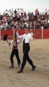 Manuel Perera se clasifica para la final del Certamen 'Guadalajara busca un torero'