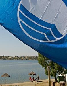 Orellana La Vieja acoge durante dos días unas jornada denominadas 'Banderas Azules Extremadura'