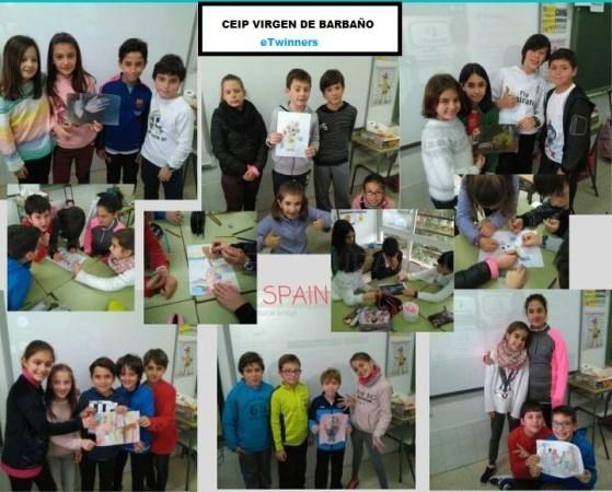 El CEIP 'Virgen de Barbaño', de Montijo, obtiene un Premio Nacional eTwinning.