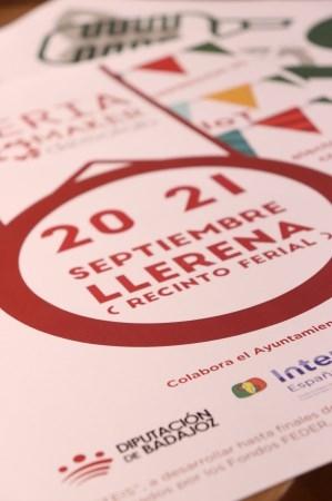 Llerena acogerá 'Demolabs makers, piensa en global, fabrica en local'Llerena acogerá 'Demolabs makers, piensa en global, fabrica en local'