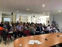A debate el patrimonio natural del Geoparque Mundial de la UNESCO de Villuercas-Ibores-Jara.
