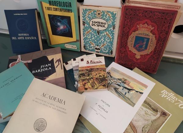 El MUBA incrementa sus fondos con la donación de la biblioteca de arte Antonio Zoido