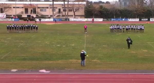 El Extremadura CAR Cáceres consigue 5 valiosos puntos ante el CD Rugby Mairena