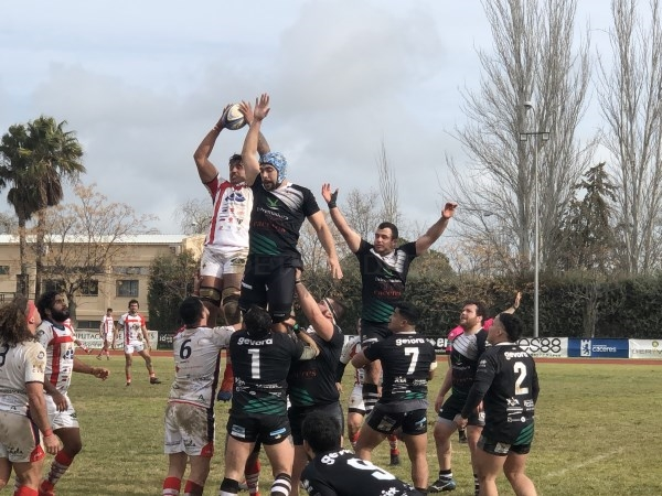 El Car Cáceres de Rugby se enfrentó al líder Unión Rugby de Almería
