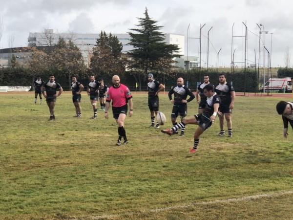 Jornada 11 DHB Extremadura CAR Cáceres - CR Liceo Francés