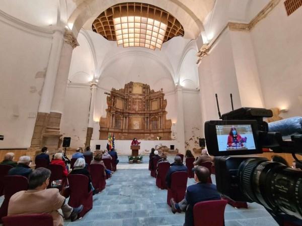 Begoña García destaca la creación del Museo de Arte Contemporáneo de Fregenal de la Sierra como revitalizante cultural y económico contra la despoblac