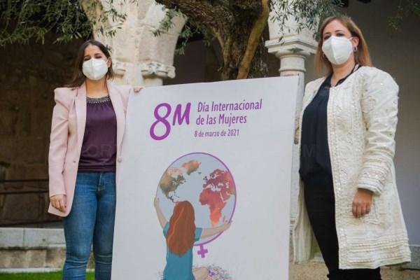 """Escuchar Extremadura celebra este año el Día Internacional de las Mujeres bajo el lema """"Objetivo igualdad"""""""