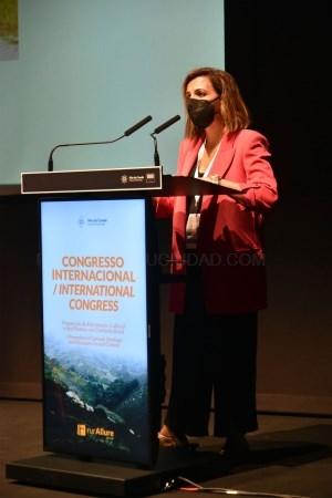 La Diputación ha participado en el Congreso Internacional del proyecto rurAllure que se celebra en la ciudad portuguesa de Vila do Conde