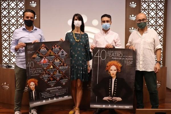 El Festival Nacional de Teatro Vegas Bajas cumple 40 años