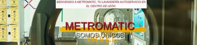 METROMATIC Lavandería autoservicio en León