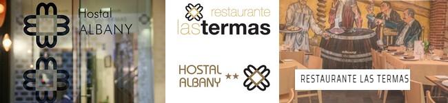 Hostal Albany - Restaurante Las Termas LEON