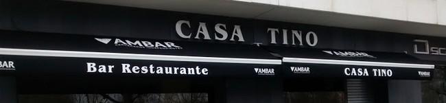 Restaurante CASA TINO - Avda.Reyes Leoneses 23 24008 LEON