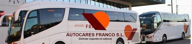 Autocares Franco SL -LEON