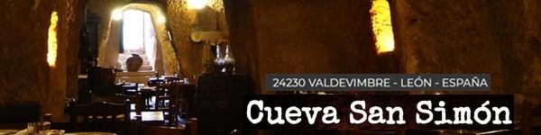 Restaurante Cueva San Simón -Valdevimbre- Tlf 987 30 40 96