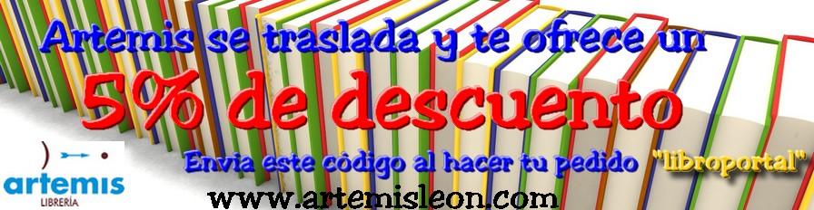Compra tus libros en artemisleon.com