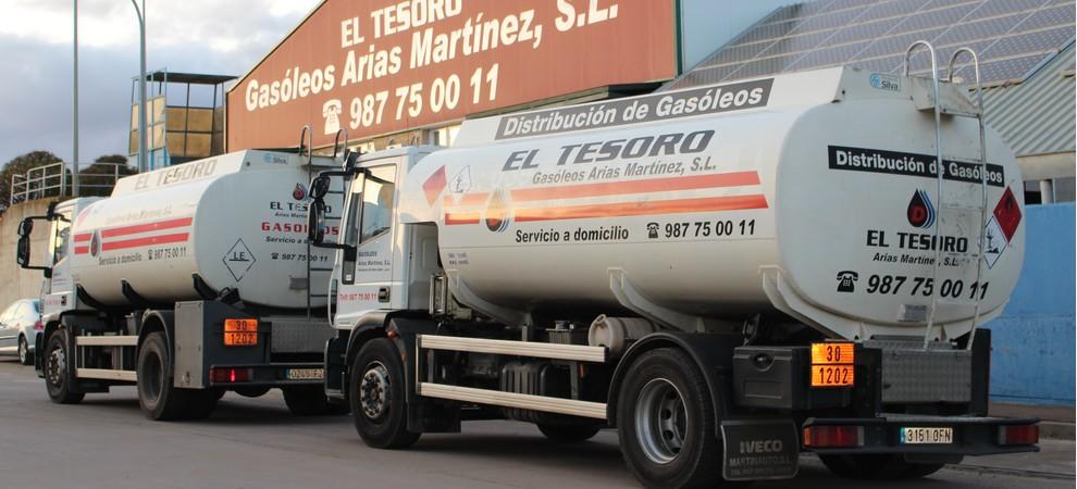 Gasóleos Arías Martínez S.L.