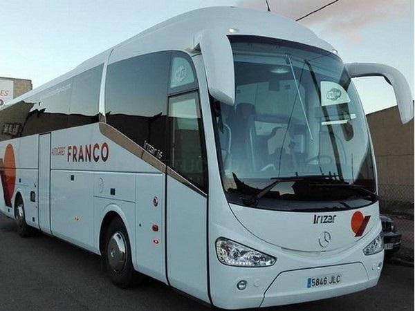 AUTOCARES FRANCO S.L.