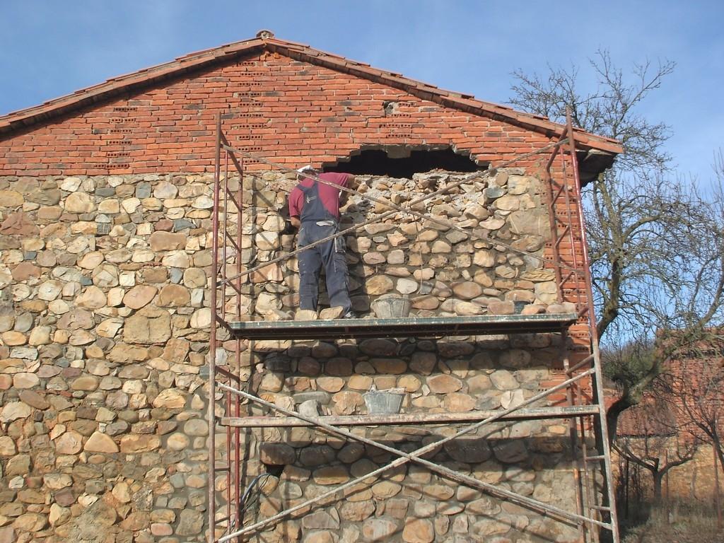 Arquitectura tradicional Tino