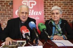 Cáritas León aumenta un 11% sus actuaciones por la cronificación en la pobreza a pesar de tener 680 beneficiarios menos en 2015