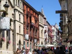 Récord de turistas y pernoctaciones en la ciudad de León en julio