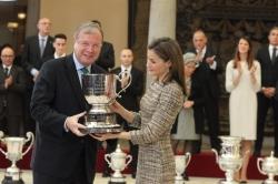 """Silván muestra su """"gratitud y satisfacción"""" por el Premio Nacional de Deportes concedido al Ayuntamiento de León"""