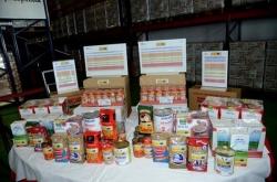 El Gobierno asigna a Castilla y León más de 1,47 millones de kilos de alimentos en la tercera fase del Programa 2016 de ayuda a los más desfavorecidos