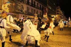 El Martes de Carnaval reúne hoy a 300 antruejos que desfilarán por el centro de la ciudad