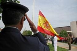 Los alumnos de la XXVII promoción de la Academia Básica del Aire de León reciben el título de hijos adoptivos de la ciudad