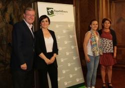 El Ayuntamiento de León y  EspañaDuero colaboran para fomentar el acceso a los jóvenes a su primera vivienda
