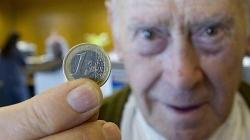 La pensión media en León es de 900 euros, creciendo un 2% en agosto